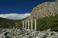 Храм Афины в Приене, 334 г. до н.э., Греция