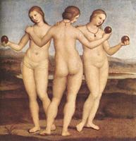 Три грации (Рафаэль Санти)