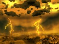 Грозы в атмосфере Венеры