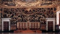 Рай (Венеция, зал Большого Сената Дворца дожей)