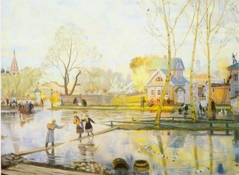 Весна (1921 г.)