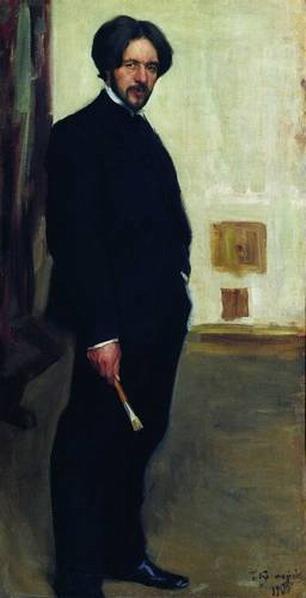 Портрет Д. Ф. Богословского.