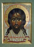 Оживки на иконе Спас Нерукотворный