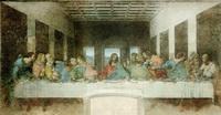 Тайная вечеря (Леонардо да Винчи, 1498 г.)