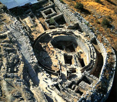 Круг гробниц А в Микенах