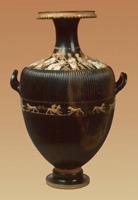 Царица ваз (Гидрия. IV в. до н.э.)