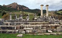 Храм Артемиды в Сардах, IV в. до н.э., Греция