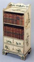 Книжный шкаф.Томас Чиппендейл
