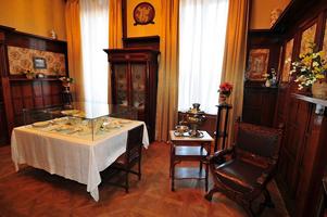 Столовая Ливадийского дворца
