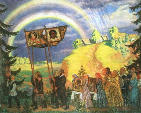 Крестный ход (1915 г.)