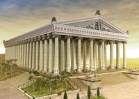 Храм Артемиды в Эфесе (Середина VI века до н.э.)