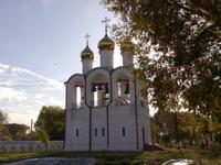 Звонница Никольского монастыря. Переяславль-Залесский
