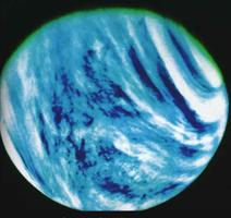 Венера без облаков