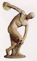 Дискобол (Мирон. 450 г. до н.э.)