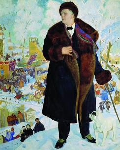 Портрет Ф.И.Шаляпина, 1922 год