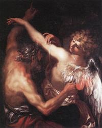 Дедал и Икар (Доменико Пиола)