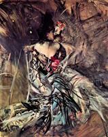 Испанский танец в Мулен Руж (Джованни Болдини, 1899)