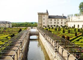 Сады Вилландри (Франция)е