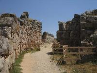 Акрополь. Тиринф