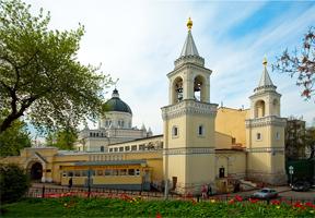Ивановский монастырь