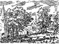 Б. Кустодиев, графика, 9
