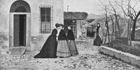 Визит (Сильвестро Лега, 1868)