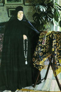 Монахиня, 1908 год