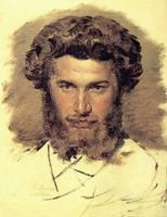 Портрет художника А.И. Куинджи (В.М. Васнецов)