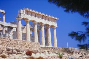 Храм Афины Афайи, остров Эгина