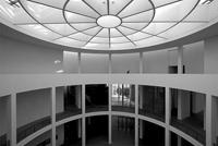 Пинакотека современности (световой купол ротонды)