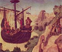 Корабль аргонавтов (Коста Лоренцо)