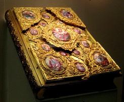 Евангелие в окладе (1772 г.)