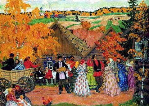 Деревенский праздник (1910 г.)