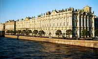 Зимний дворец. Архитектор Растрелли