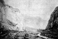 Дарьяльское ущелье (М. Лермонтов)