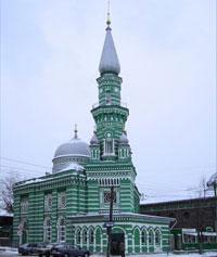 Соборная мечеть (А.И. Ожегов, г. Пермь)