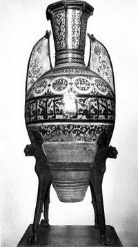 Альгамбрская ваза (ваза Фортуни)