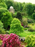 Английский пейзажный сад