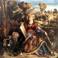 Цирцея (Доссо Досси, ок. 1507)