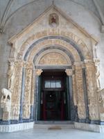 Портал собора Святого Ловро в Трогире