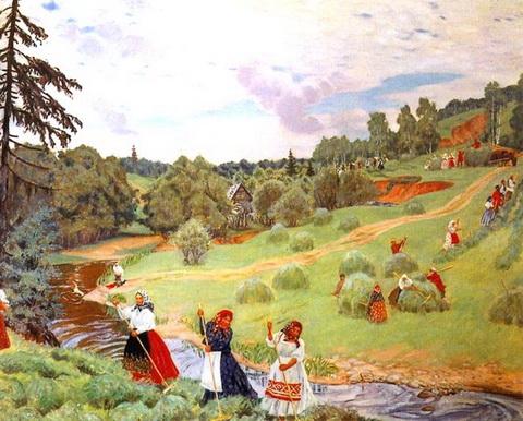 Сенокос (1917 г.)