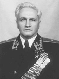 Дважды герой Советского Союза В.И. Раков