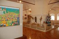 Выставка в Музее наивного искусства