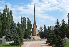Памятник летчикам Дважды краснознаменного Балтийского флота