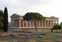 Храм Геры в Пестуме