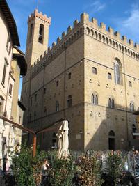 Дворец и кампанила Барджелло