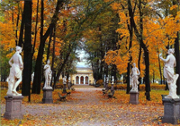 Летний сад (Санкт-Петербург, Россия)