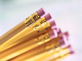Ластик с карандашом