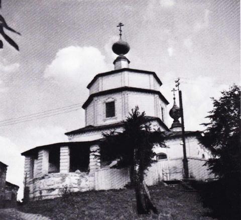 Кинешма, Успенская церковь 18 века