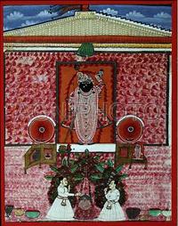 Почитание Шри Натха (XIX в.)